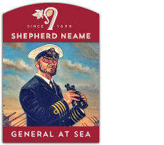 Home | General at Sea,